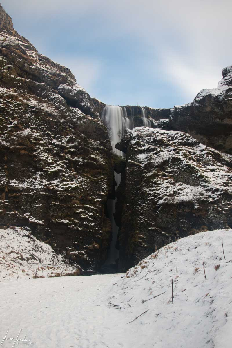 Itinerario in Islanda: Gljufrafoss