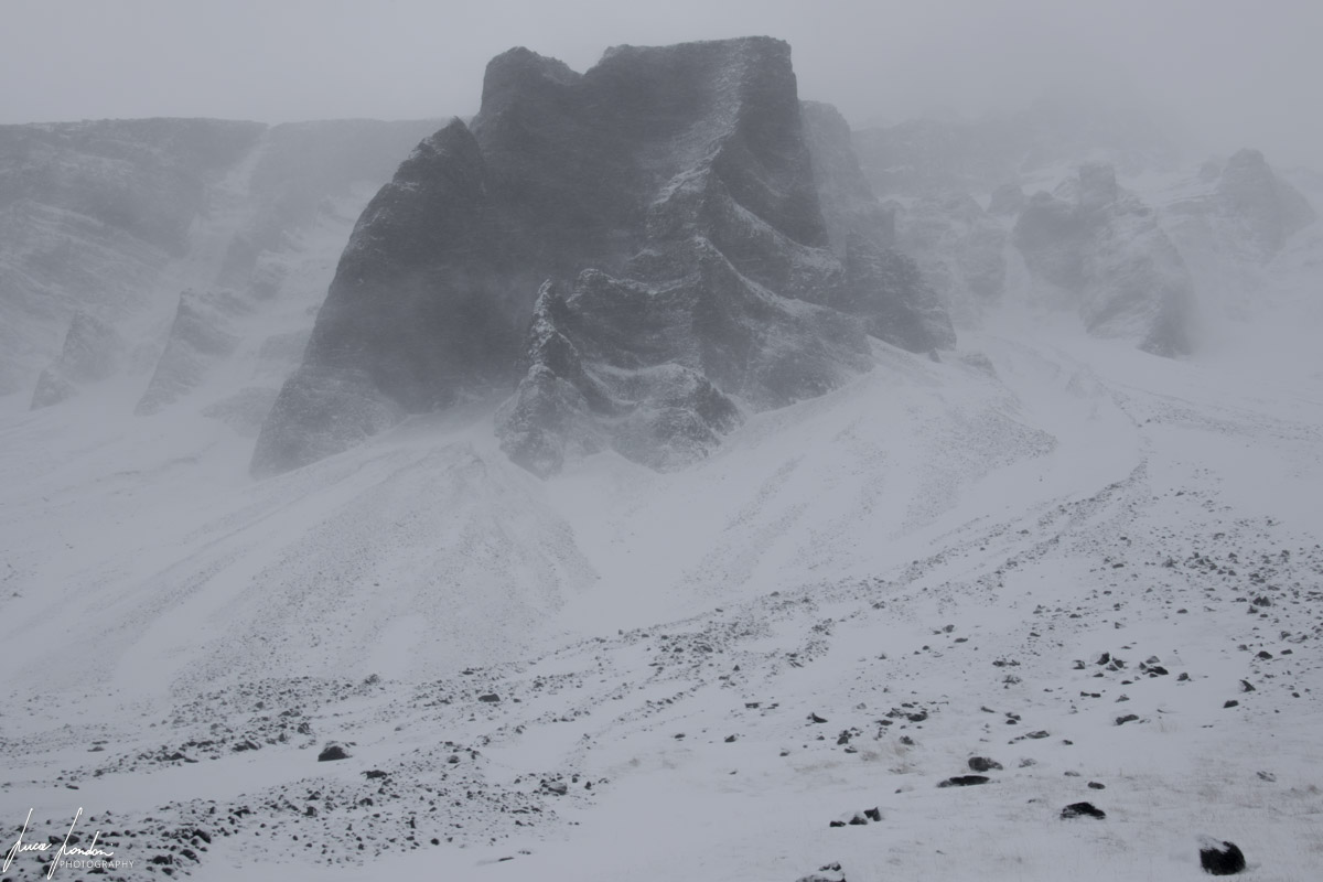Itinerario in Islanda: Highlands con bufera di neve!