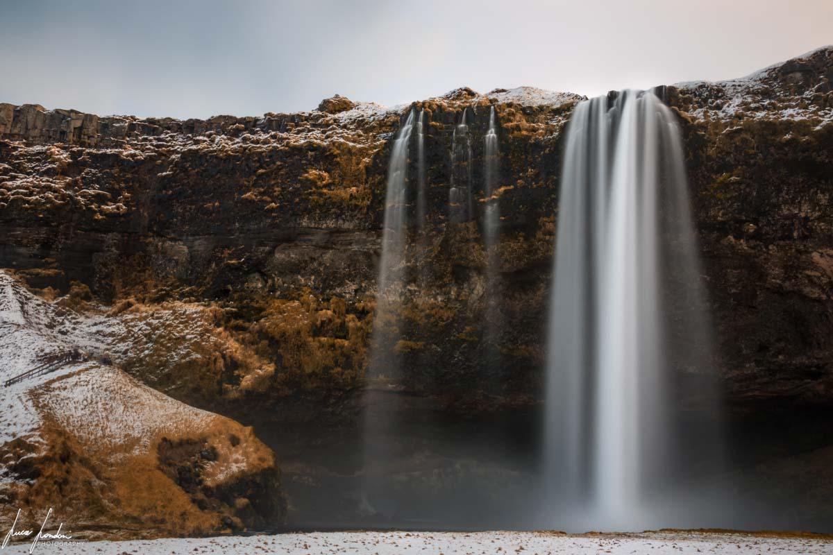 Itinerario in Islanda: Seljalandsfoss