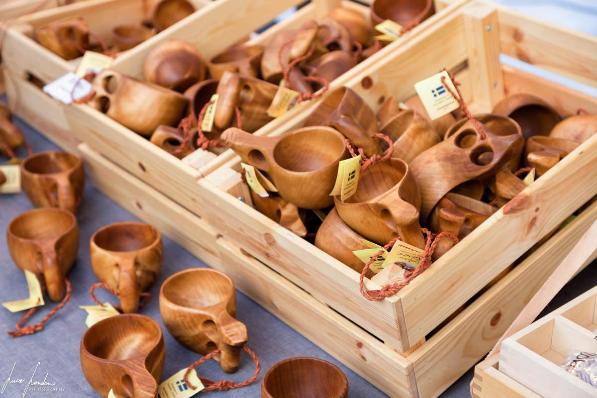 Jokkmokk Market: Kuksa Sami