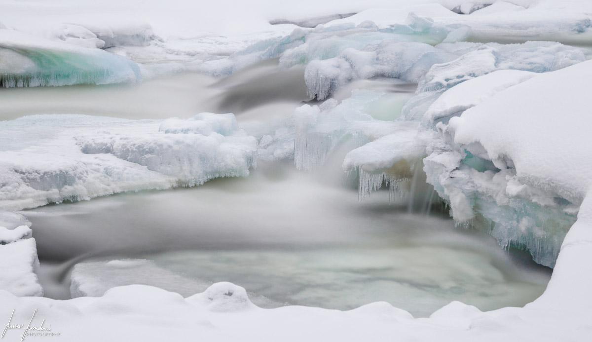 Villaggi Sami: Cascate Skoltefossen