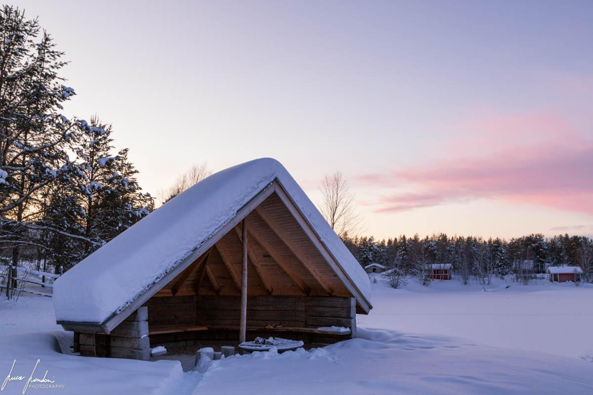 Villaggi Sami: Nellim