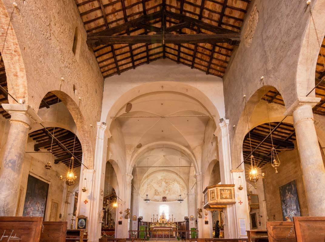Civita di Bagnoregio: Cattedrale di San Donato
