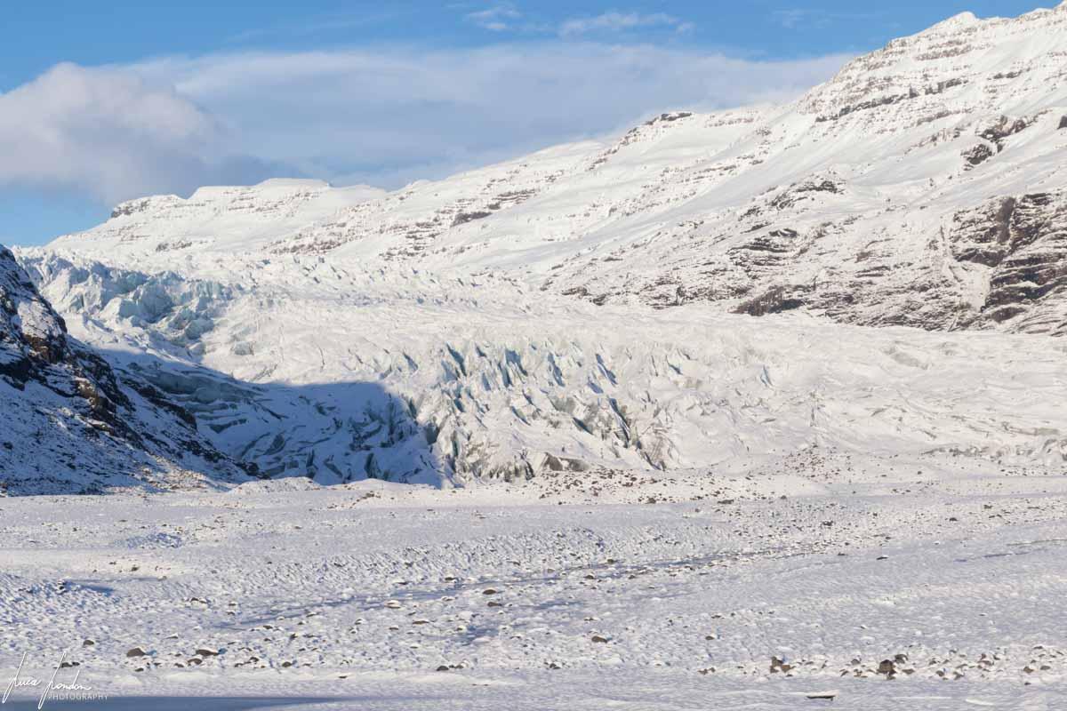 Itinerario in Islanda: Ghiacciaio
