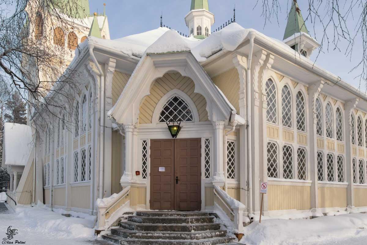 Chiesa di Jokkmokk