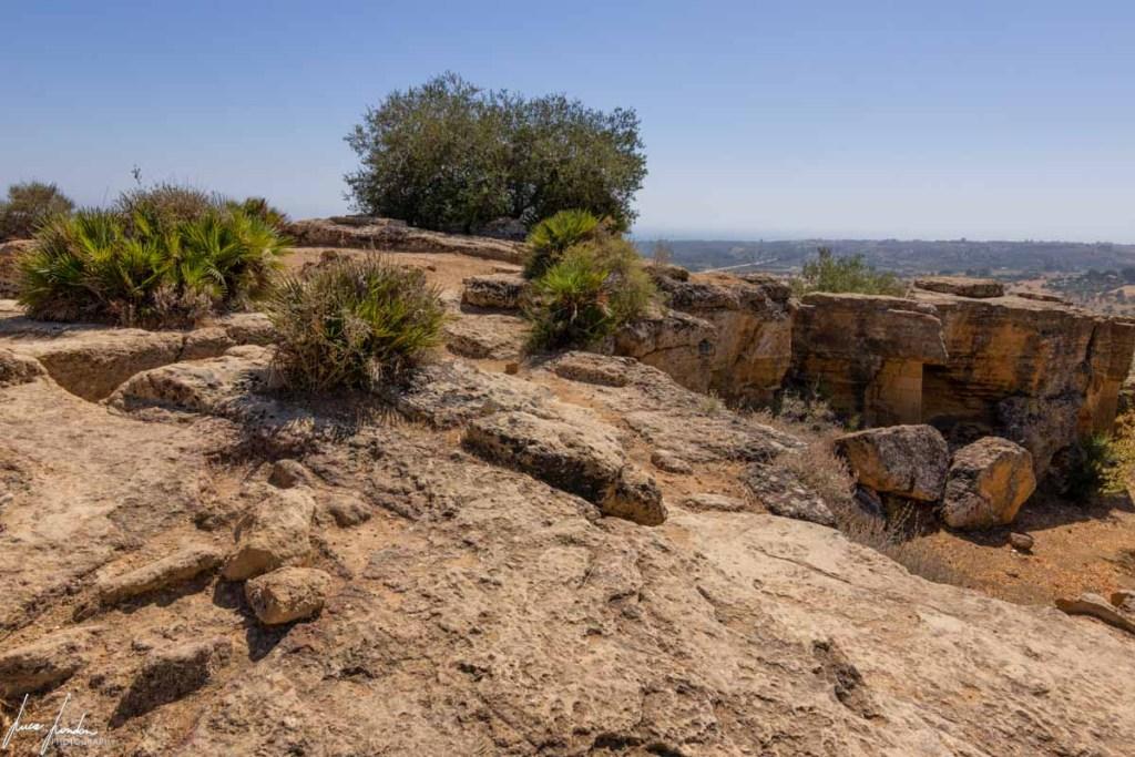 Valle dei Templi: Porta III