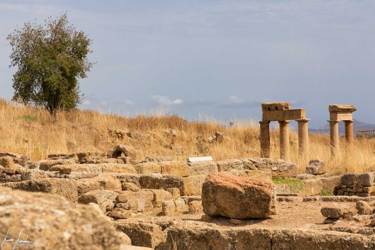 Valle dei Templi: Quartiere Ellenistico Romano