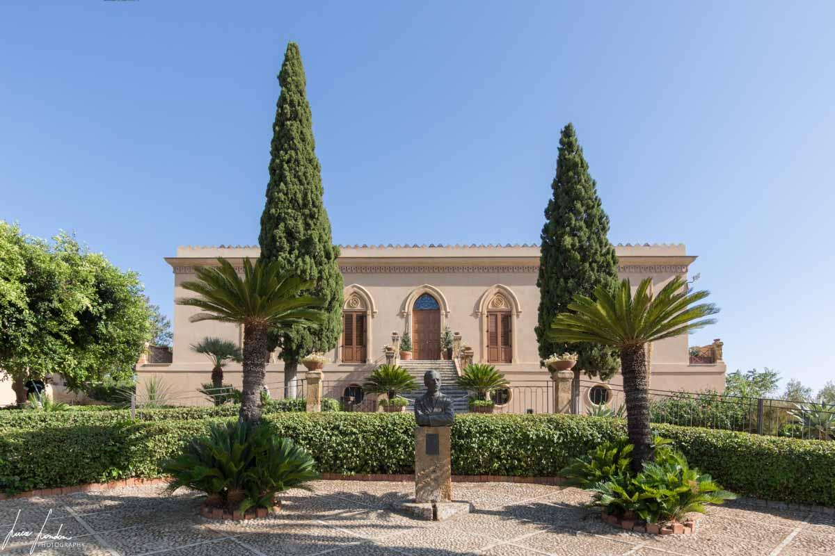 Valle dei Templi: Villa Aurea