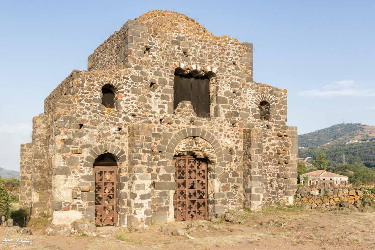 Cuba Bizantina di Santa Domenica