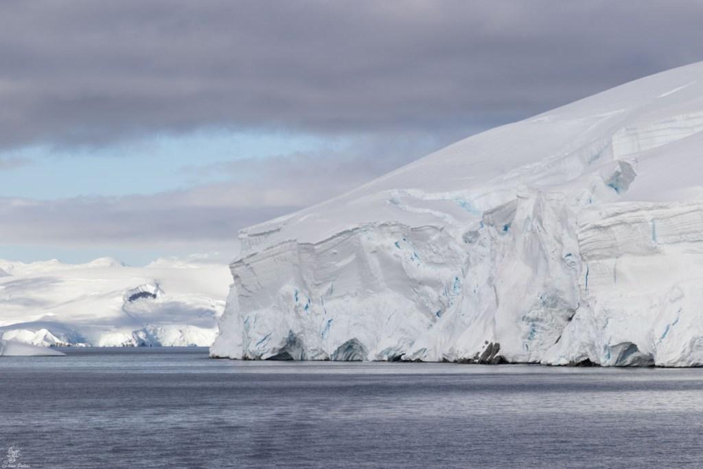 Curiosità sui ghiacciai: calotta polare antartica