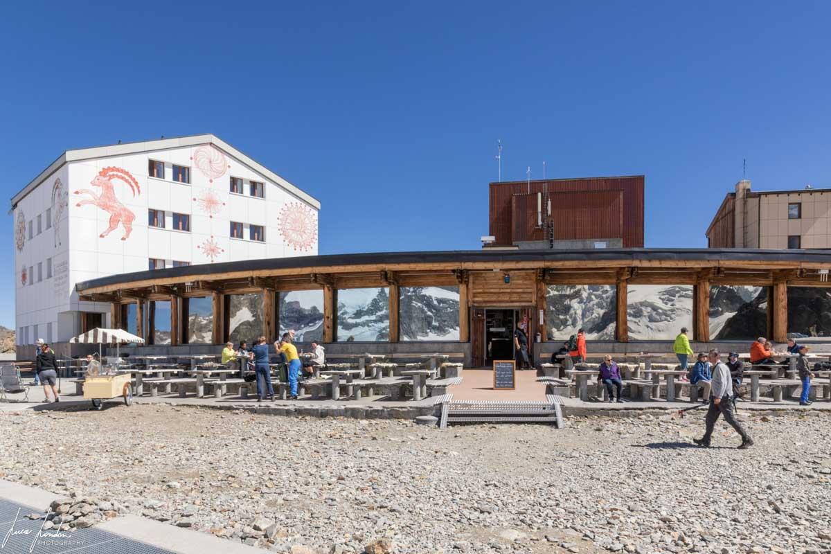 Diavolezza: Rifugio Berghaus