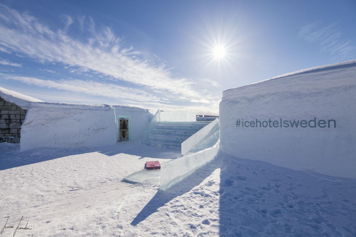 IceHotel di Jukkasjarvi