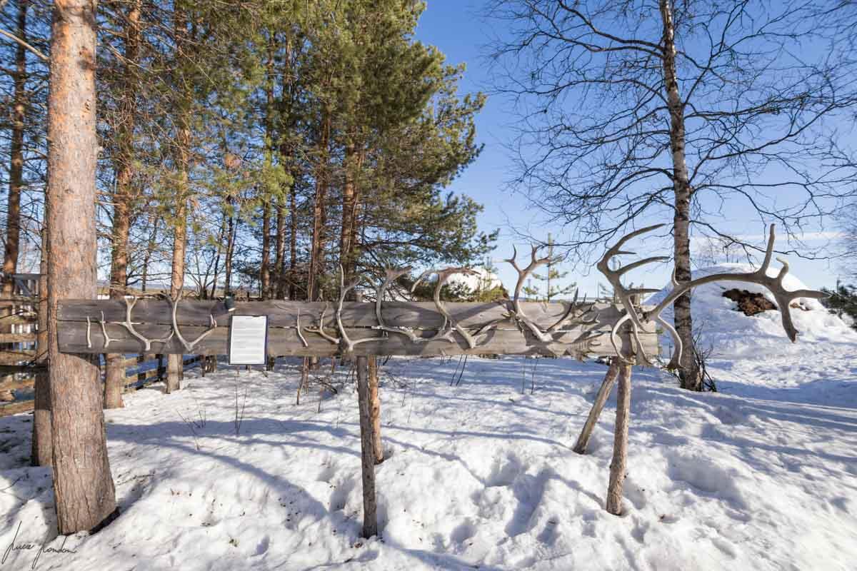 Sámi Siida Márkanbáiki di Jukkasjarvi