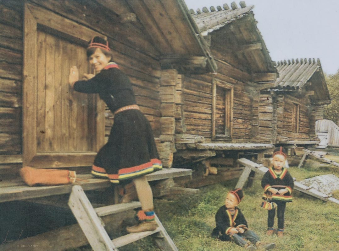 Arvidsjaur: villaggio parrocchiale di Lappstaden