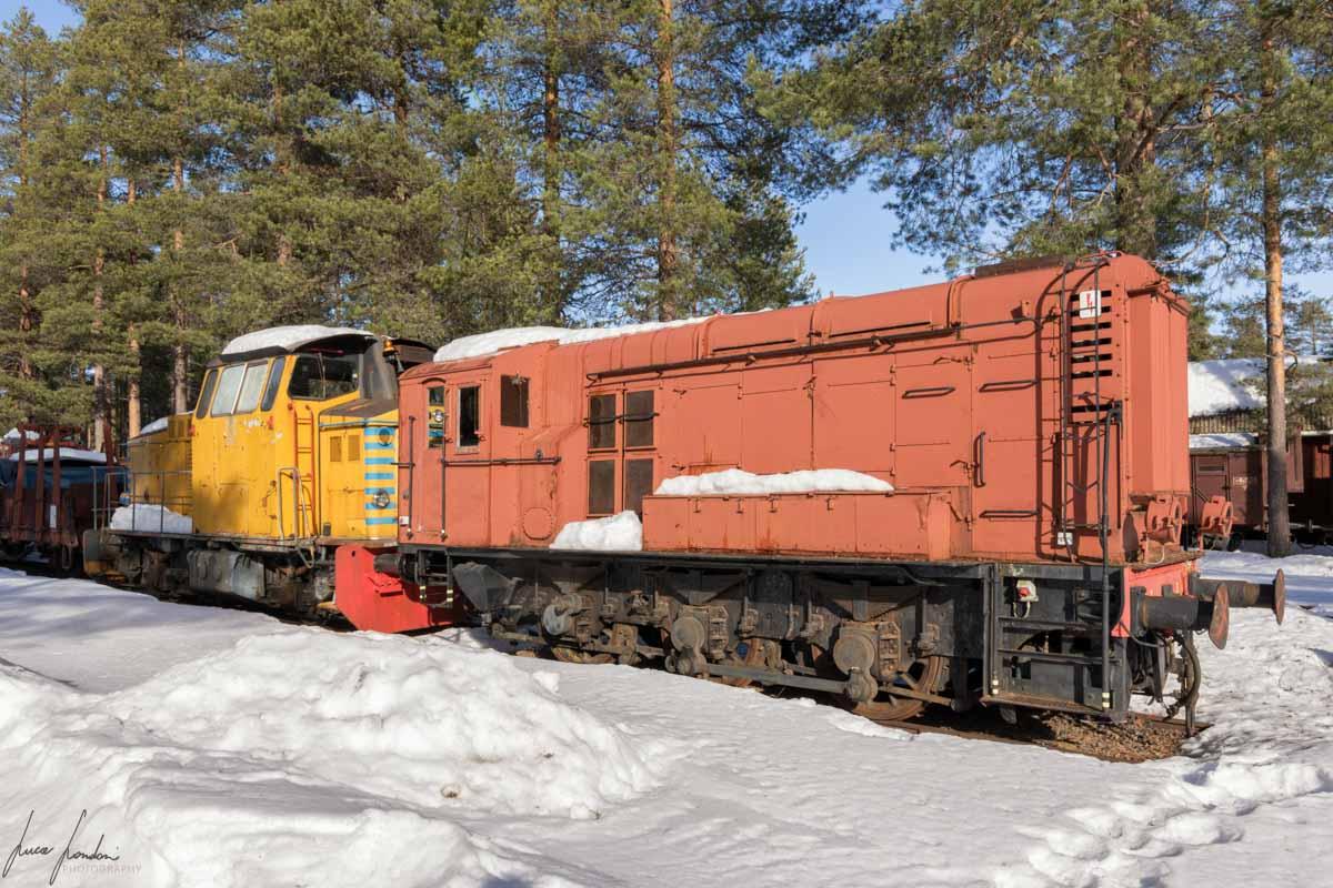 Lulea: Norrbottens Järnvägsmuseum