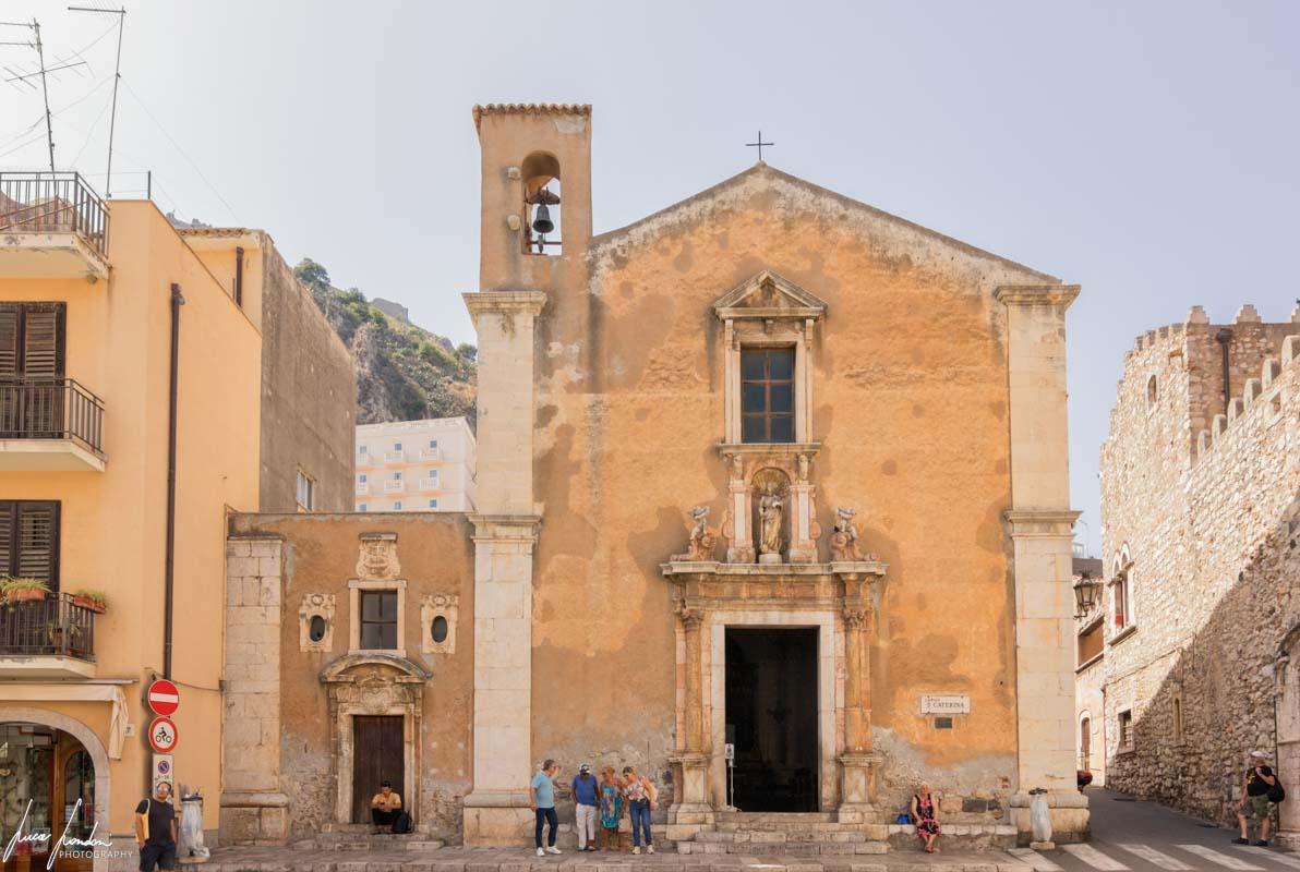 Chiesa di Santa Caterina d'Alessandria a Taormina