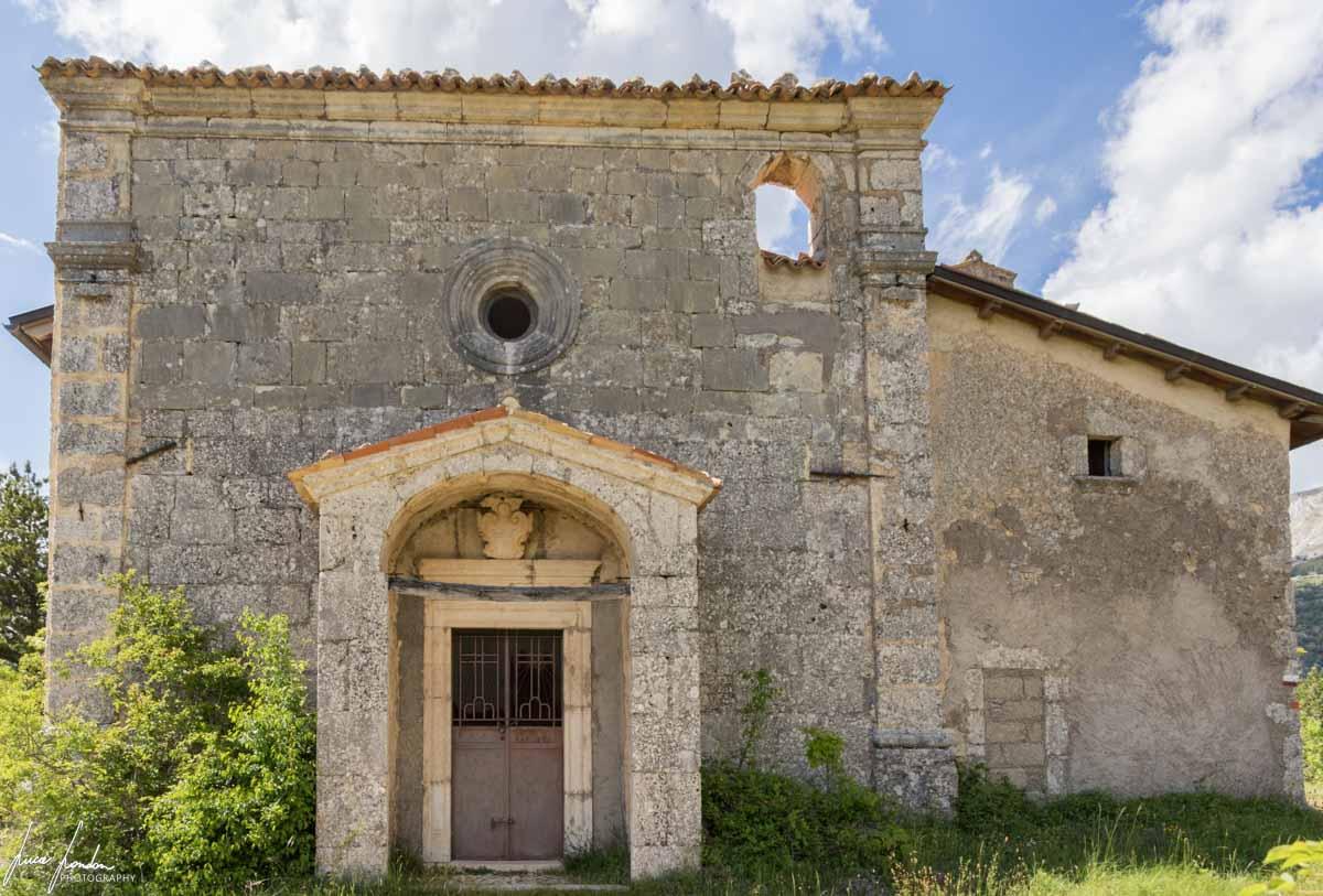 Lago di Scanno: Eremo di Sant'Egidio