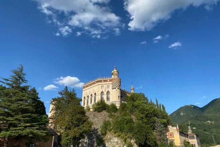 Rocchetta Mattei visitare l'insolito castello a Grizzana Morandi
