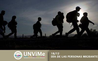 Día Internacional de las Personas que Migran