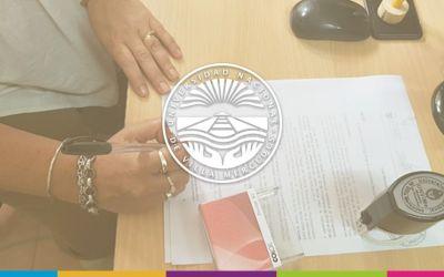 La UNViMe extiende los plazos de Inscripción a los Concursos Docentes