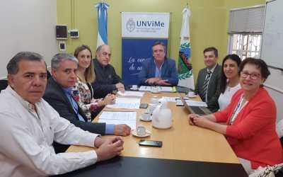 La UNViMe lanza su primera carrera de Posgrado para docentes de la casa
