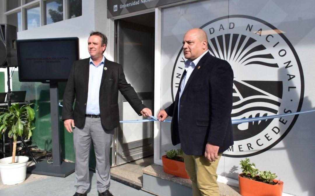 La UNViMe inauguró Oficina de Gestión en San Luis