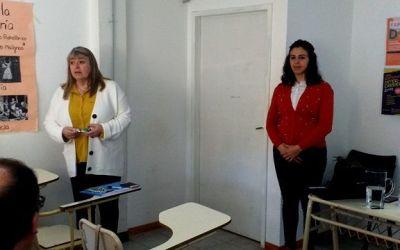 Dio inicio en la UNViMe el seminario sobre Herramientas de Gestión Ambiental
