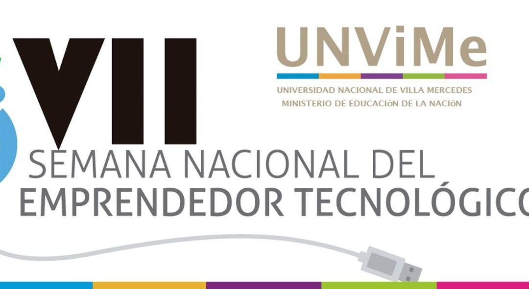 Jornadas sobre emprendedurismo en la UNViMe