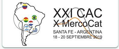 XXI Congreso Argentino de Catálisis y X Congreso de Catálisis del Mercosur