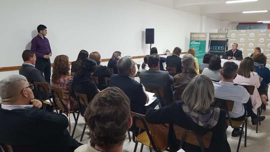 Convocan a la quinta reunión del  Consejo Económico Social