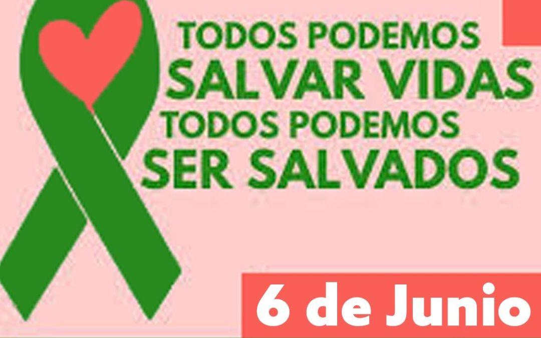6 de Junio: Día Mundial de los Pacientes Trasplantados