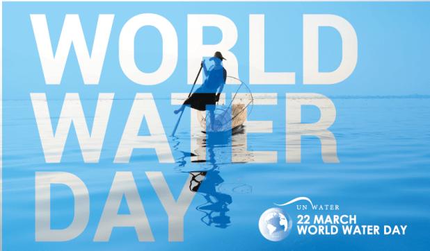 Risultati immagini per World Water Day 2019