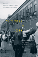 Cover of Book, Witness to Loss