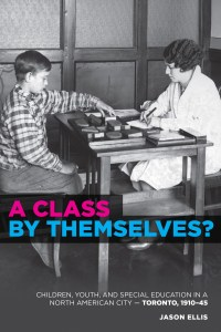 Cover of book, A class by themselves by Jason Ellis