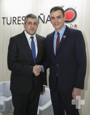 Hombre del día: Zurab Pololikashvili, secretario general de la OMT