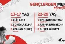 Ünyeli Süheyla Yazdığı Mektupla Türkiye İkincisi Oldu!