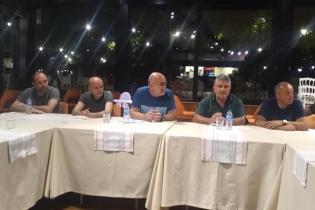 Ünye Amatör Futbol Kulüpleri Bir Araya Geldi