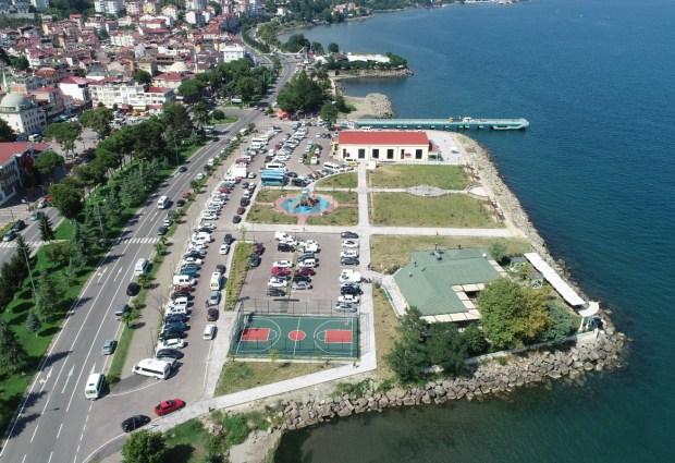 Büyükşehir'den 19 İlçeye Spor Sahası