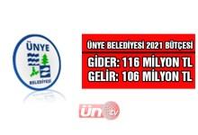 Ünye Belediyesi, 15 Ayda 30 Milyon Borç Ödedi!