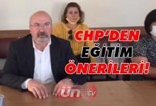 CHP'den Eğitim Sistemi Açıklaması!