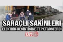 Elektrik Kesintilerine Esnaf ve Vatandaştan Tepki!