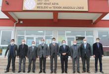 Arif Nihat Asya MTAL'de Z Kütüphane Açıldı