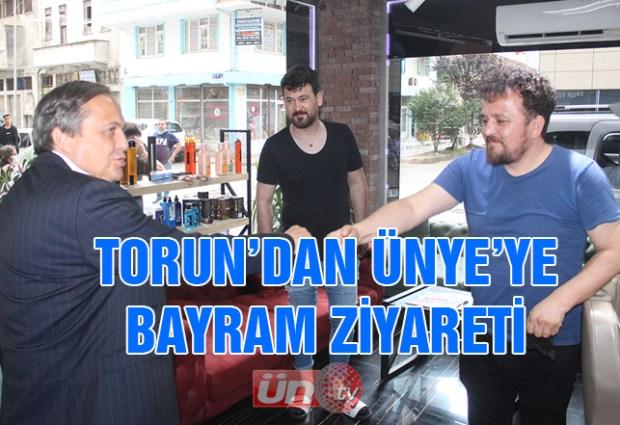 Torun'dan Ünye'ye Bayram Ziyareti