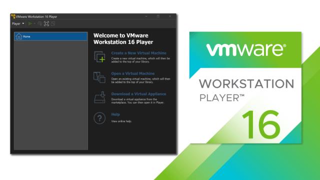 VMware Workstation Player v16.1.0 Build 17198959 多語言中文註冊版