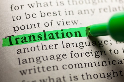 The obstacles of translation | University of New York in Prague