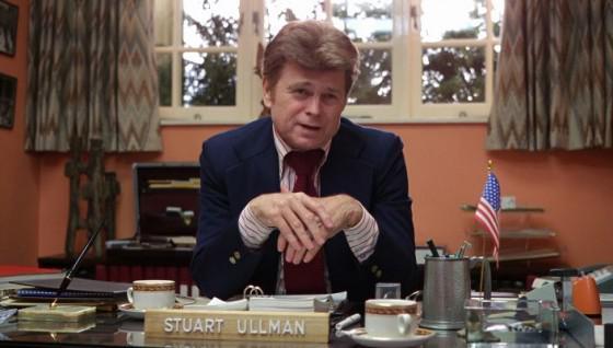 Stuart Ullmann (the State) and Bill Watson (the Deep State)