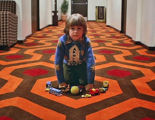 Danny (Jack/Kubrick's child) is Apollo 11 (a Disney production?)