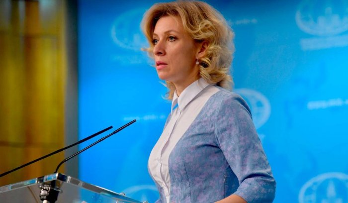 Maria Zakharova: only caution and skepticism for now