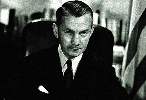15 ans avant Kennedy, les sionistes assassinaient  James Forrestal
