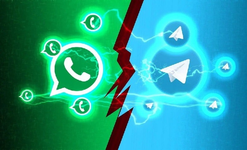 how you can now import chats from WhatsApp to Telegram